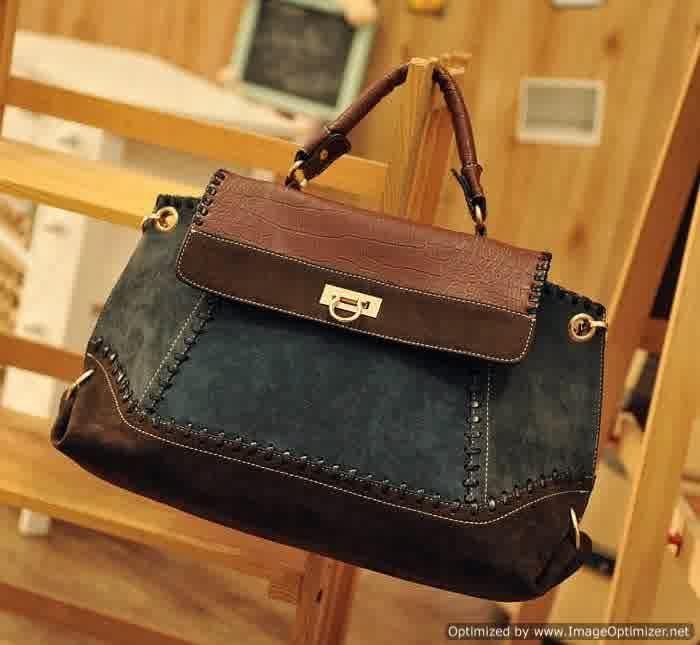 20020 Blue Tinggi : 24cm Panjang : 35cm Tebal : 11cm Tali Panjang : Ada Cara Buka : Resleting Bahan : PU 800 gram 172.000 #fashion #bag #tas
