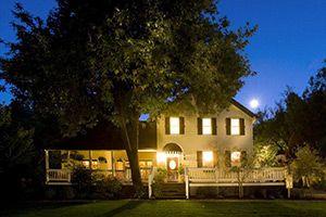 Top 10 Restaurant Inn of 2014 - Farmhouse Inn - Forestville, CA