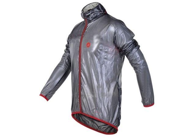 Хороший онлайн магазин: Прозрачный мягкий многофункционально велосипед плащ джерси езда на велосипеде велосипед куртка / дождь пальто ветровка водонепроницаемый езда на велосипеде