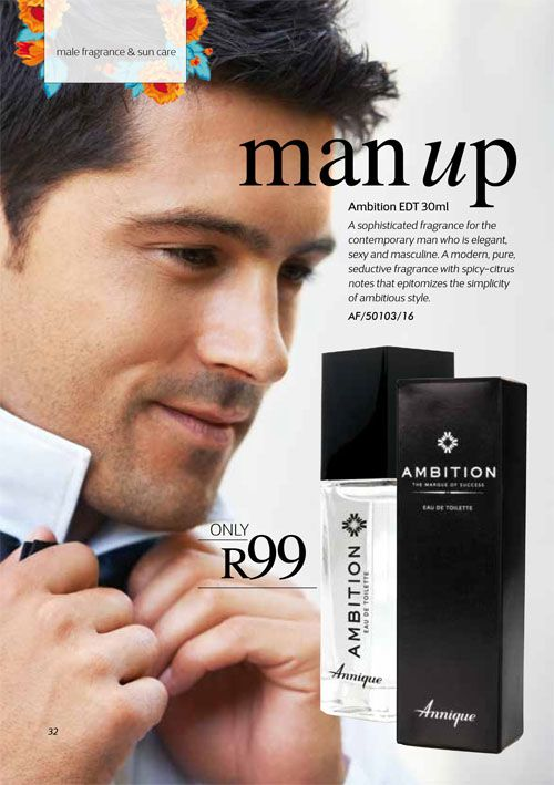 Annique September 2017 Beauté Ambition EDT 30ml Purchase any of these months awesome #Annique #Specials from our online store AND earn rewards while you're there. #rooibosmiracle  https://rooibos-miracle.co.za/store/