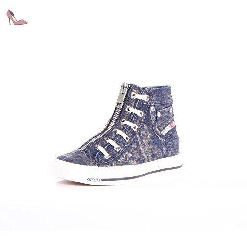 Diesel Beach Pit W - Chaussures - 6 M US Femmes  Mehrfarbig (Grey Pink 001) Skechers Microburst 23327-Nvgr VAnbg1FG