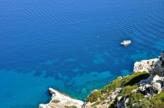50 Shades of Blue, over 50 Shades of Grey — A Greek Adventure