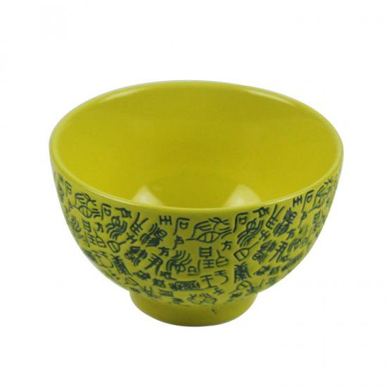 New and Best Quality China Retro Style Food Fruits Rice Salad Soup Ceramic Bowl Tableware Dinner Bowl Gift Free Shipping
