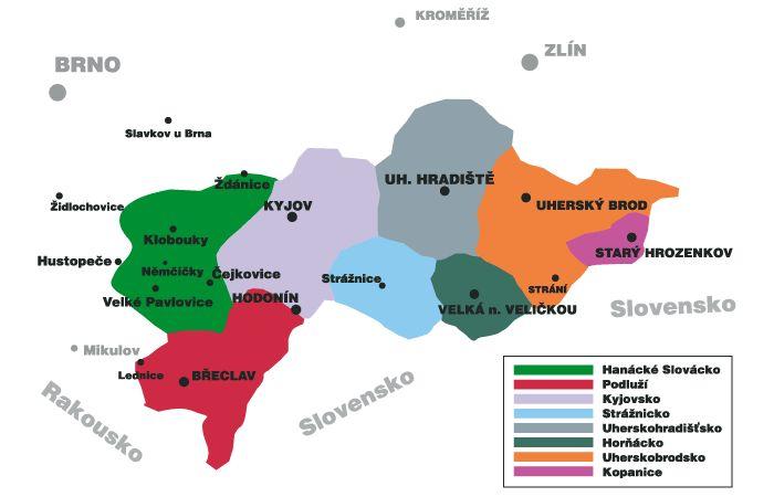 Folklor | Vinné sklípky - Slovácký sklep a Slovácký dvůr v Němčičkách