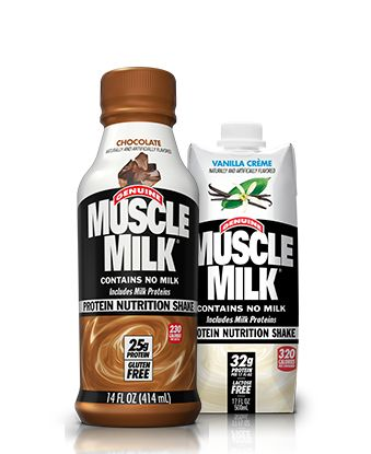 Benefits & Nutritional Details of Drinking Muscle Milk.. Pre & Post Workout