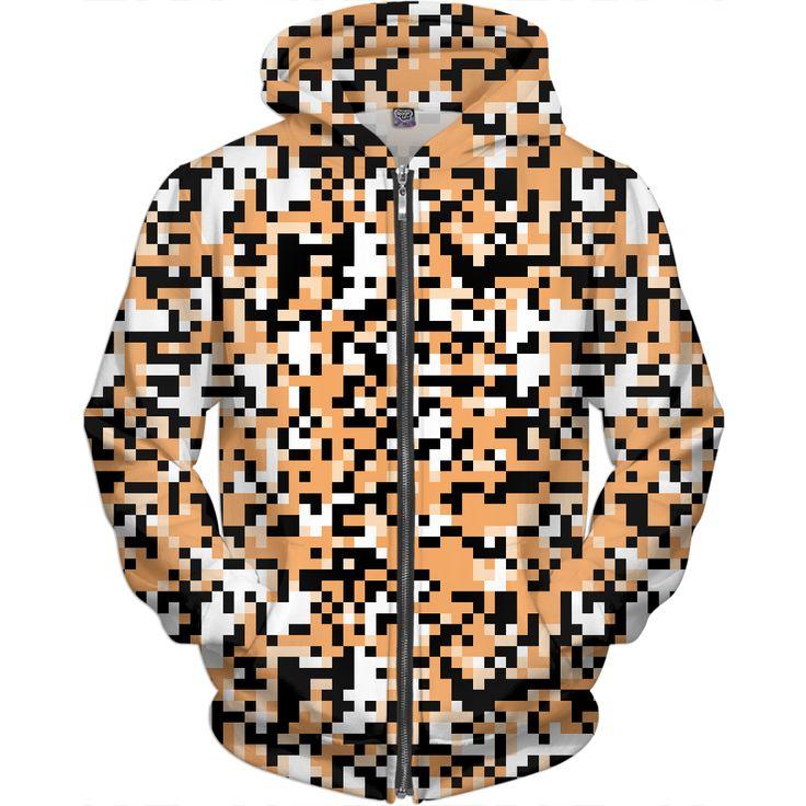 8-Bits Vanilla Sky Pixels Digital Pixelate Visual Art