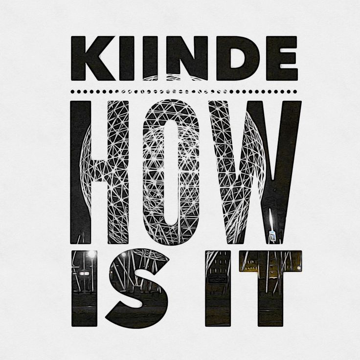 Kiinde - How Is It (Modifier Remix)