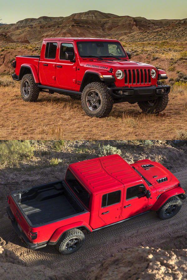 2020 Jeep Gladiator Rubicon Engine Options