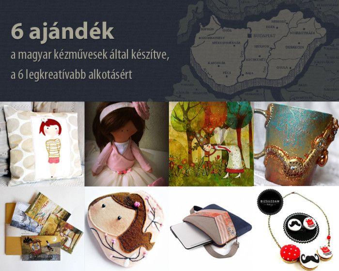 Hat ajándékot osztunk ki a magyar kézművesek által késztve, a 6 legkreatívabb alkotásért.  http://www.breslo.hu/blog/kiserlet-3-lepesben-2-szakasz-valaszd-ki-kedvenc-magyar-termeked-es-mutasd-meg-a-vilagnak-kreativ-modon/