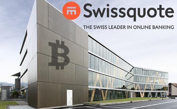 O banco suíço Swissquote Bank SA emitiu um instrumento cambial destinado a reduzir os riscos