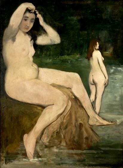 A partir de 1870 acentuó el naturalismo de su temática dando protagonismo en sus pinturas a prostitutas y coquettes
