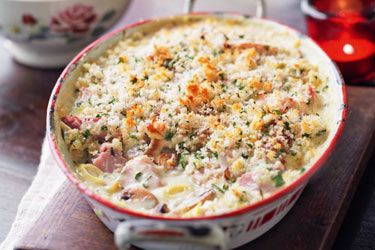 Creamy chicken bake recipe, NZ Woman's Weekly – Minimum fuss, maximum taste! A deliciously, creamy chicken dish which can be baked in the oven.  – foodhub.co.nz