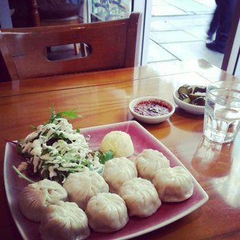 Mandoo Dumplings, Bank St, Adel