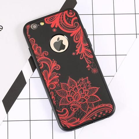 Floral zentangle Case For iPhone Models – TheDesignDungeon