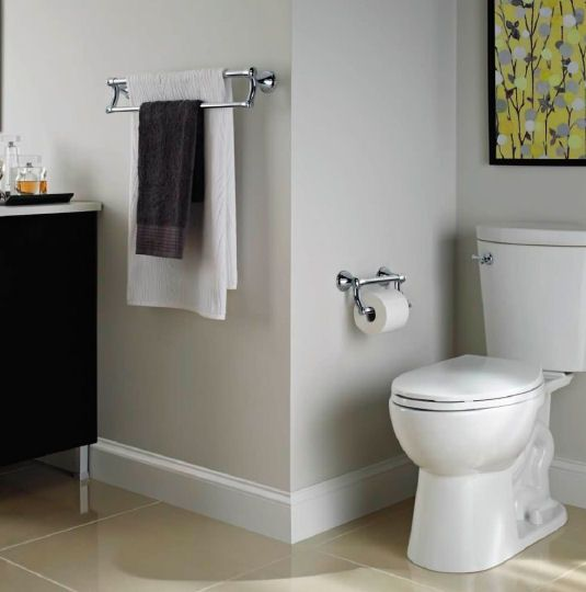 Stylish Universal Grab Bars For Your Bathroom.