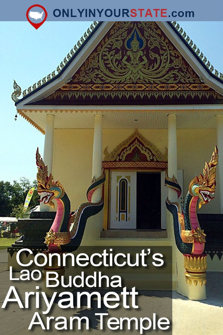 Travel | Connecticut | Temples | Places of Worship | Buddhist Temple | Beautiful Places | Amazing Places | New England