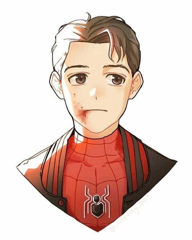 Felsebiyat Dergisi – Popular Hurt Peter Parker Fic Recs