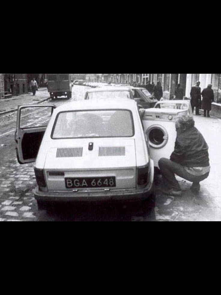 Poland in 70's