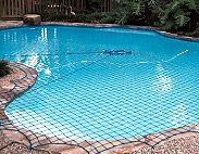 POOL COVERS: Katchakid Swimming Pool Safety Net for Child Drowning Prevention