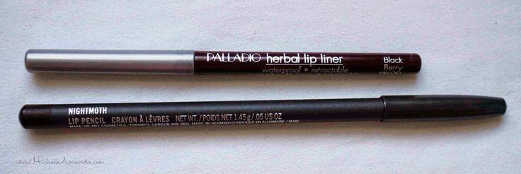 """Dupe MAC """"Nightmoth"""" Lip Liner"""