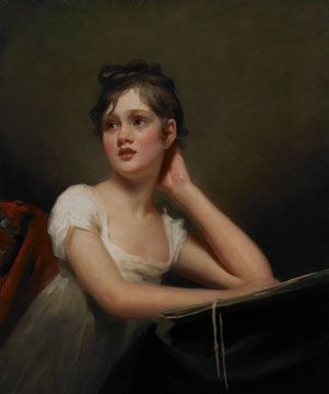 Girl sketching ~ Henry Raeburn: Girls Generation, Regency Era, Art, Girls Sketch, Sketching, Henry Raeburn, Sir Henry, Woman Hairstyles, Young Girls
