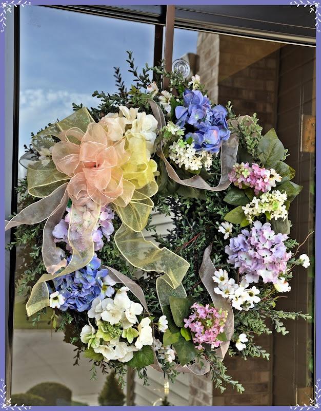 front door hangings103 best Front door decor images on Pinterest  Winter wreaths