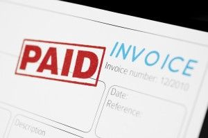 Grace: Are you paying a bill that's already been paid?
