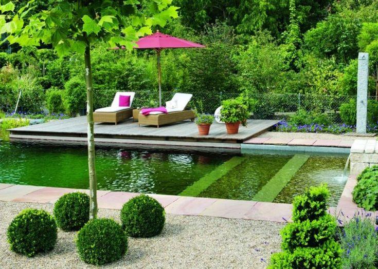 288 besten Schwimmbecken Bilder auf Pinterest Gardening, Luxus - pool garten selber bauen