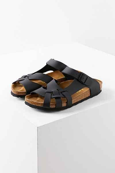 Birkenstock Pisa Side Braid Slide Sandal