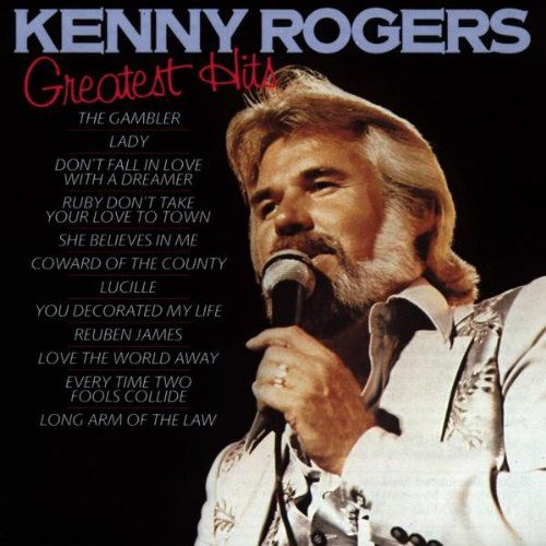 122 best images about Kenny Rogers Posters/ Album & CD ...