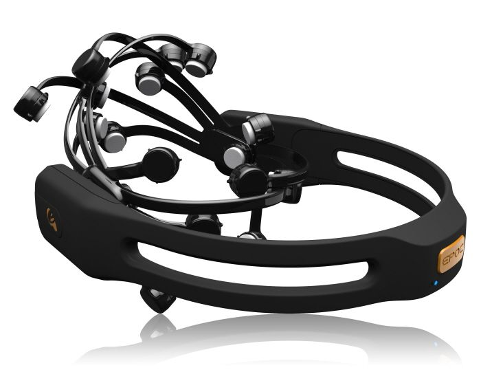 Emotiv Epoc by Chris Thomson at Coroflot.com