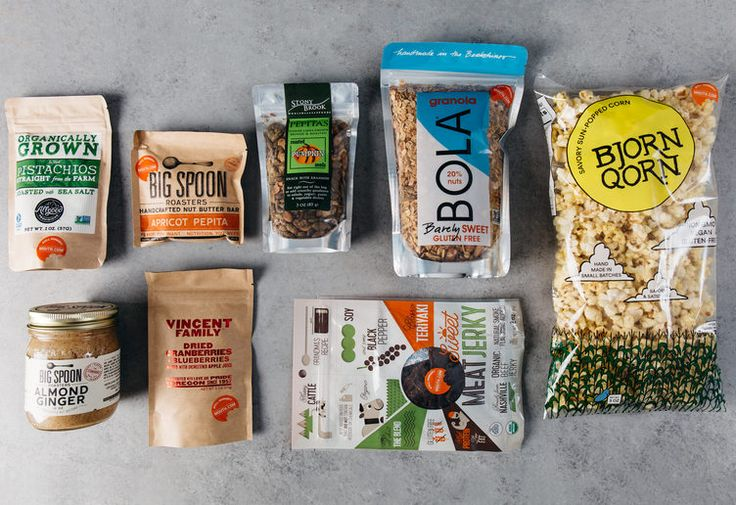 Mouth Healthy Holidays Gift Bag #greatist http://greatist.com/eat/gourmet-food-gifts-for-your-friend-who-loves-to-eat-not-cook
