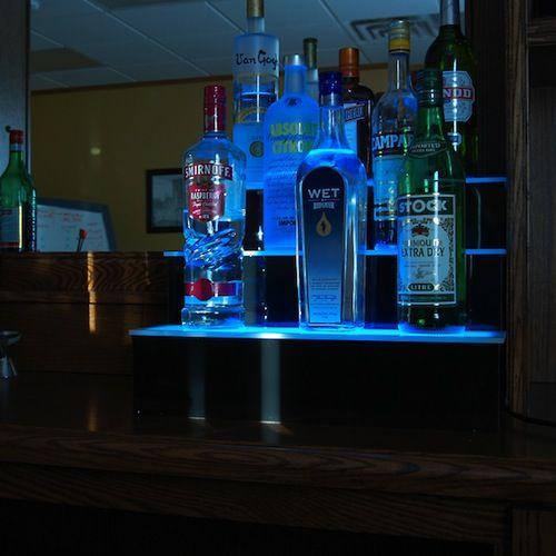 15 Best LED Bar Display Images On Pinterest Bottle
