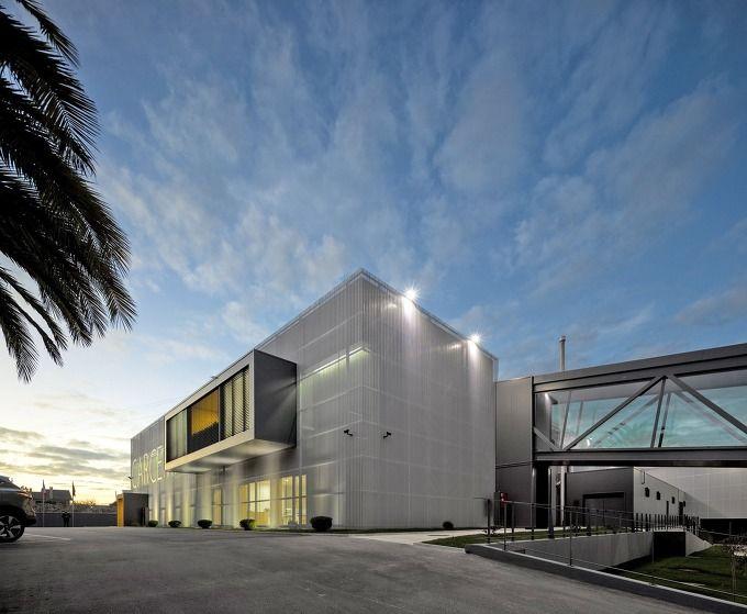 *포르투갈 섬유회사 리노베이션-[ Proj3ct ] Barata Garcia Headquarters :: 5osA: [오사]