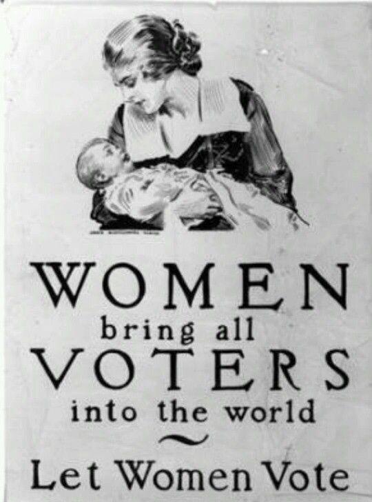 Women: bringing all vo...