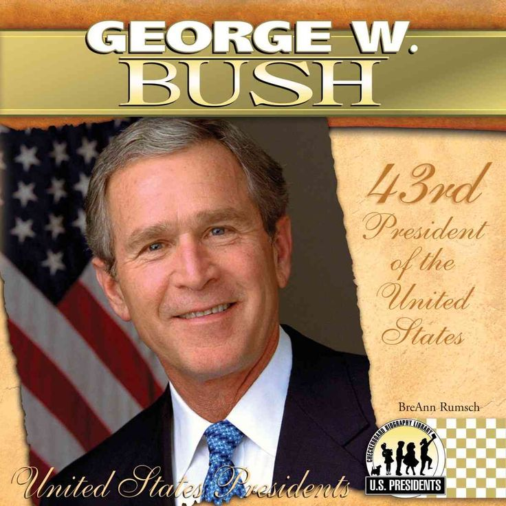 A biography of the forty-third president of United States which discusses his personal life, education, and political career.