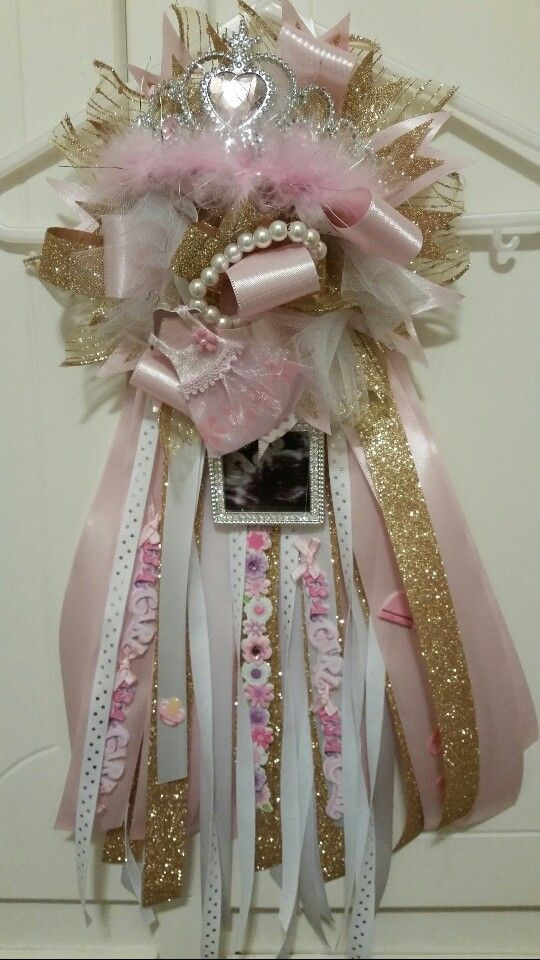 Baby shower mum Princess