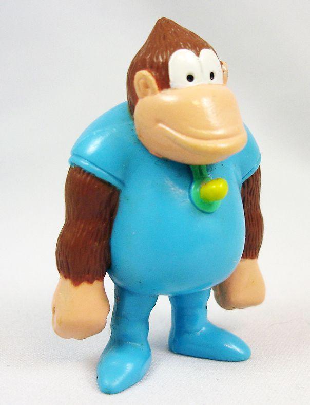 Nintendo Universe - Donkey Kong - Figurine Plastique Premium Kelloggs - Kiddy