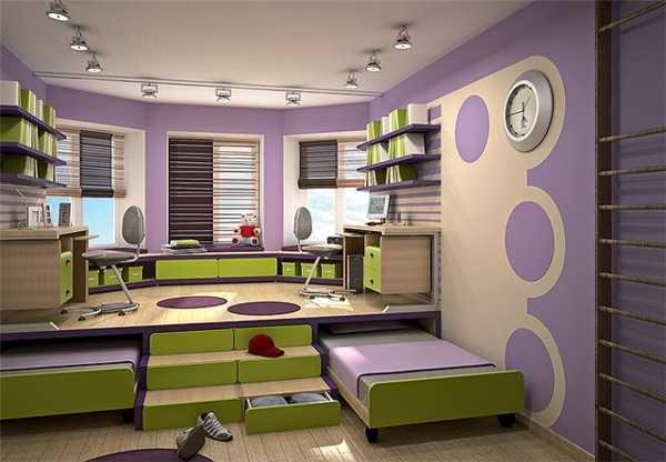 109 best raised floor storage images on pinterest good for Kitty corner bed ideas