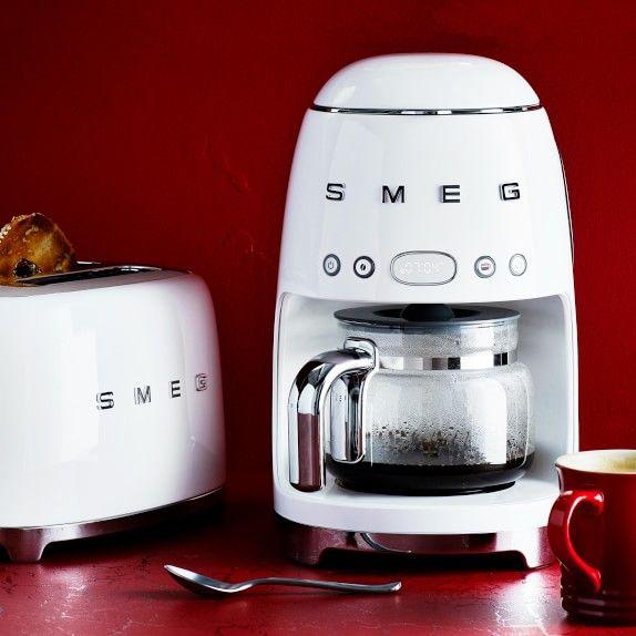 Smeg Drip <b>Coffee Maker</b> | Williams Sonoma