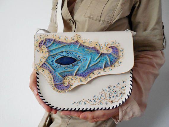 Dragon eye bagGame of thrones bagFantasy bagDragon