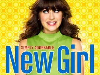 """Anybody else LOVE """"New Girl""""?!?! I swear she's the fabulous and famous sister/bf I never had...."""