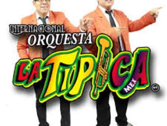 Orquesta Internacional La Típica