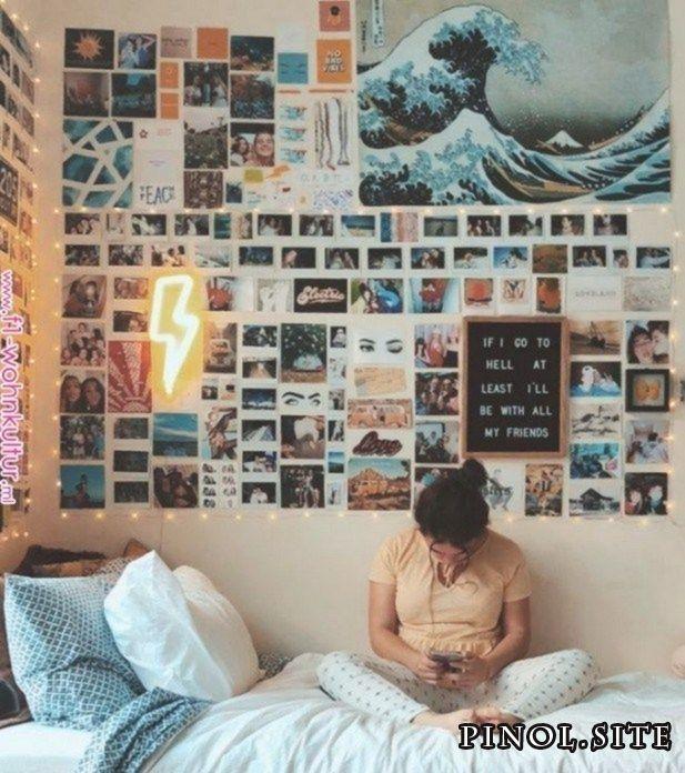 80 Ideen für Wohnheimdekorationen 52