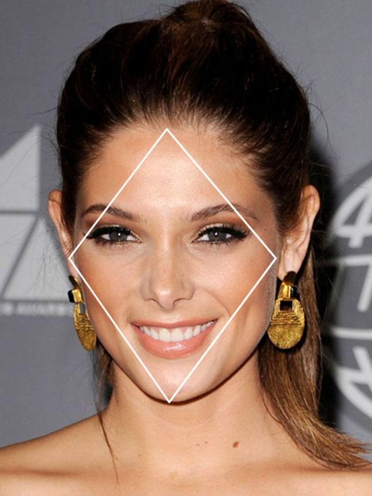 The Best And Worst Bangs For Diamond Faces Shape