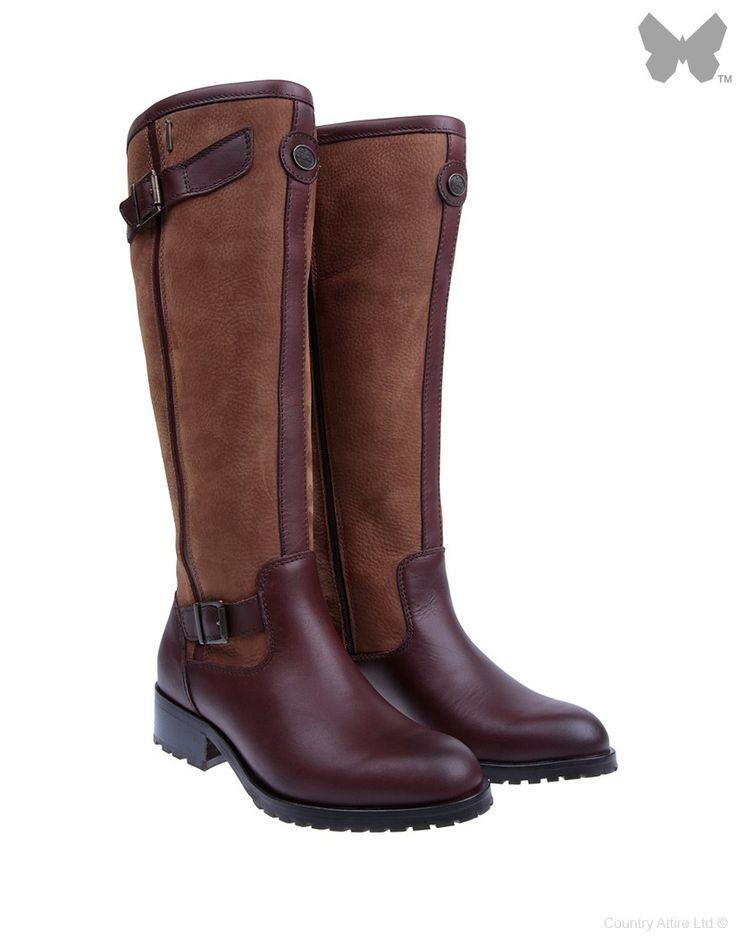 Le Chameau Ladies' Lady Jameson GTX Boots – Brown BCG1304 - Ladies' Boots - Ladies' Footwear - WOMEN | Country Attire