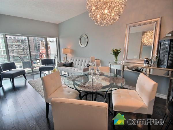 Condo for sale in Toronto, 631-600, Queens Quay West | ComFree | 594804
