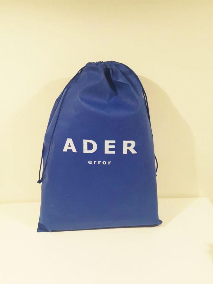 ADER  Blue  Backpack pakage