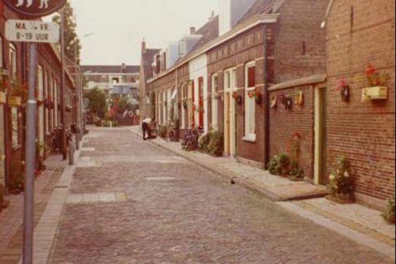 Anna Beijerstraat Delft (jaartal: 1970 tot 1980) - Foto's SERC
