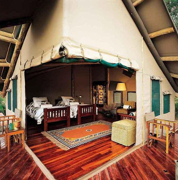 Travel in Style with Exclusive Tents : Freshtents